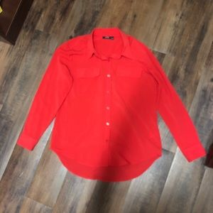 ⬇️sale⬇️Apt. 9 silky blouse